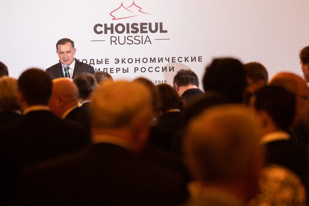Lancement du Choiseul 100 Russia – Galerie de photos