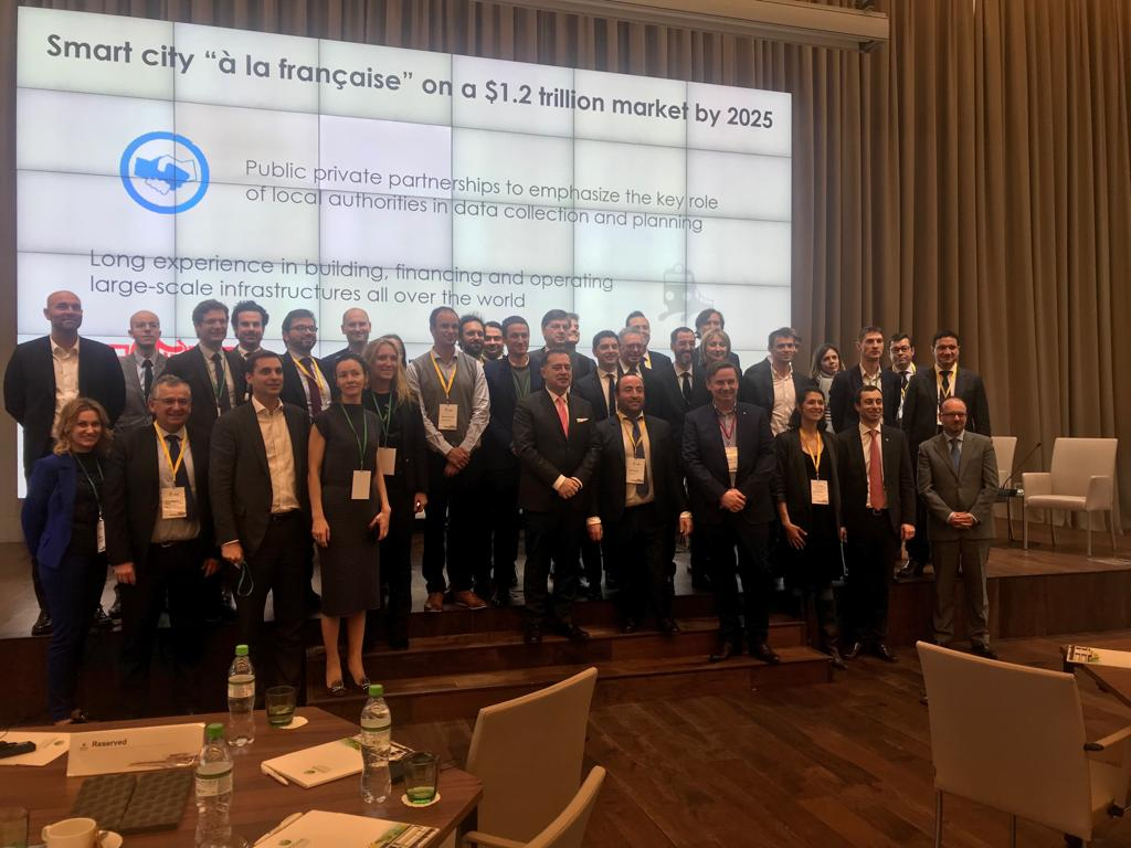 Joint Roundtables on Digital Economy and Smart City Sberbank Corporate University – Photos Gallery